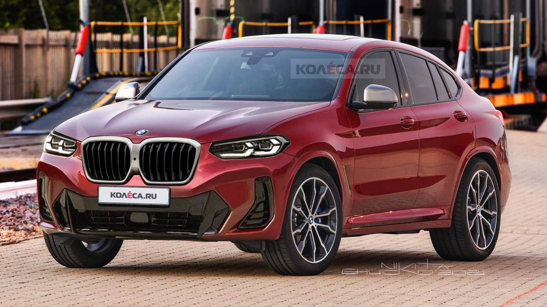 Bmw X4 M 2023 Price In